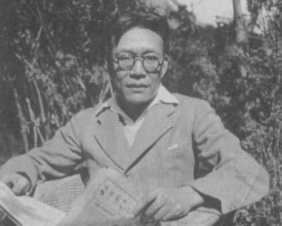 金岳霖与林徽因—《一身诗意千寻瀑,万古人间四月天。》