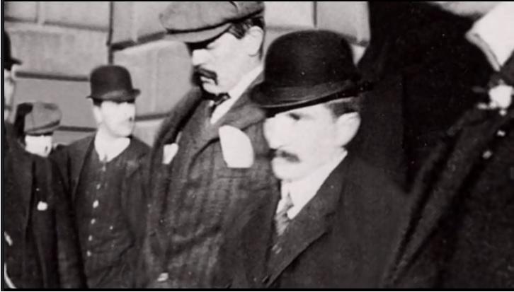 纪录片《柯南·道尔的辩护》奥斯卡·斯莱特被捕.jpg