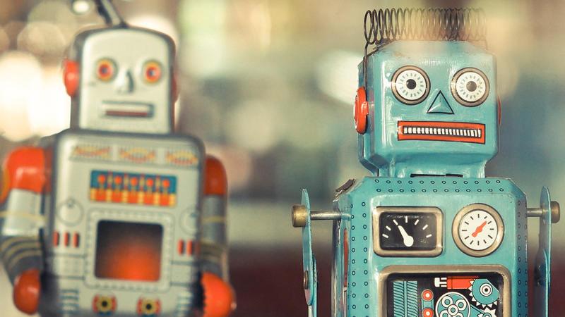 不只是人工智能,这是《机器人时代》——10分钟读完15年度FT/麦肯锡最佳商业图书-书啦圈